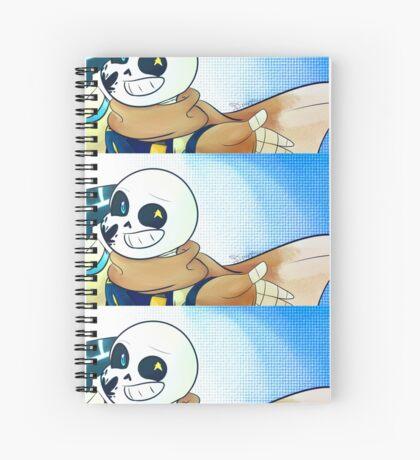 Heh, Guess So- Ink!Sans Spiral Notebook
