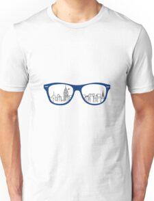 New York City Sunglasses Unisex T-Shirt