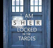 Sherlocked in the Tardis  by Jennis17