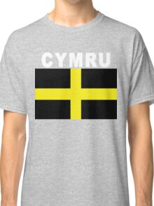 Cymry Welsh National Jersey Classic T-Shirt