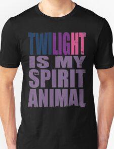 Twilight Sparkle is my Spirit Animal T-Shirt