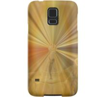 I AM A CANDLE Samsung Galaxy Case/Skin