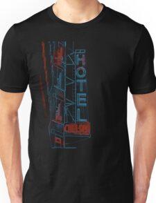 Chelsea Hotel NY Design Unisex T-Shirt