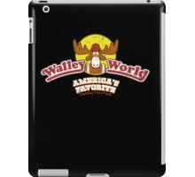 Walley World (colour) iPad Case/Skin