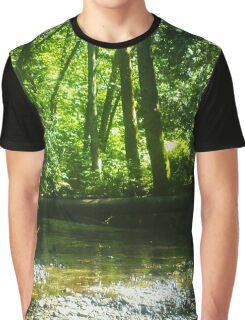 Sparkling Creek Graphic T-Shirt