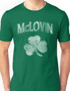 McLovin Irish Shamrock Unisex T-Shirt
