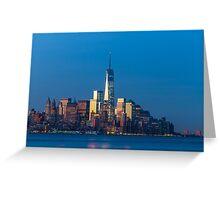 NEW YORK CITY 01 Greeting Card