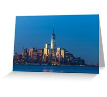 NEW YORK CITY 01 Greeting Card