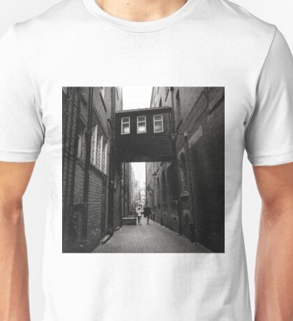 The Deeper You Go, The Deeper You're In Unisex T-Shirt