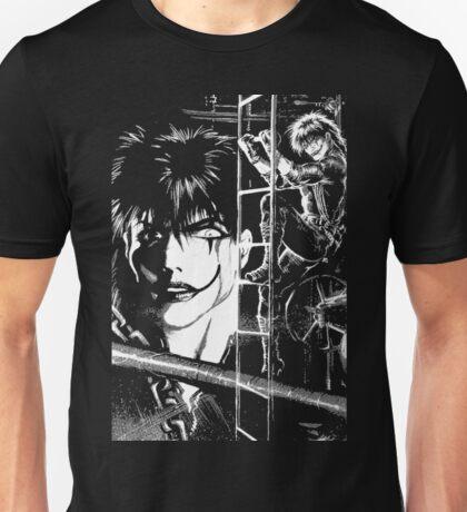climbing crow Unisex T-Shirt