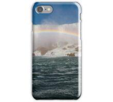 NIAGARA FALLS 01 iPhone Case/Skin