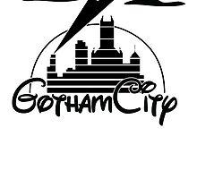Gotham City Black by Neov7