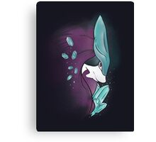 Crystal's Guardian (Pokemon) Canvas Print