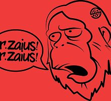 Dr.Zaius! by sick-boy