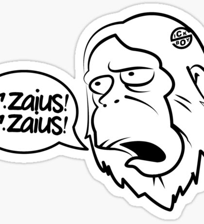 Dr.Zaius! Sticker
