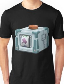 Glitch miscellaneousness play cube Unisex T-Shirt
