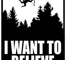 I want to believe by sick-boy