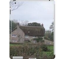 farm cottage iPad Case/Skin
