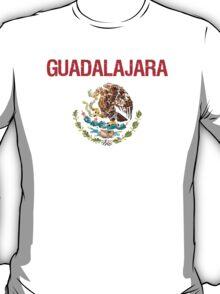 Guadalajara Surname Mexican T-Shirt