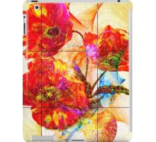 The sensual delight is born next to the virtue iPad Case/Skin