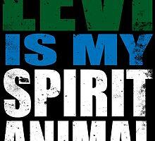 Levi is my Spirit Animal by Penelope Barbalios