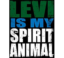 Levi is my Spirit Animal Photographic Print