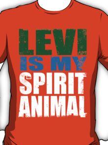 Levi is my Spirit Animal T-Shirt