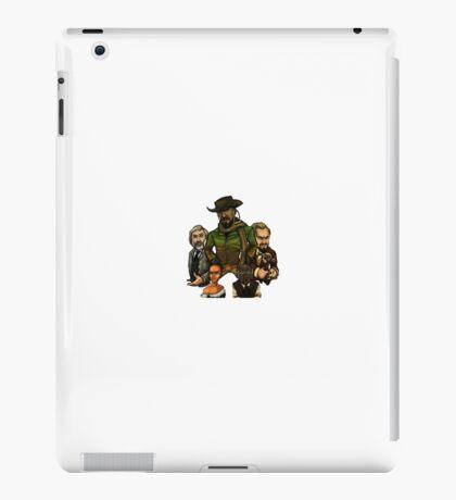Django Unchained iPad Case/Skin