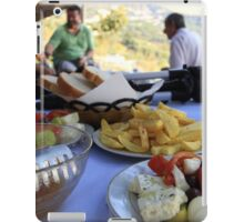 Great Feast - Travel Photography iPad Case/Skin