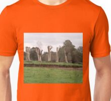 wooden sentries Unisex T-Shirt