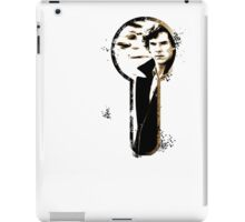 Sher-LOCK-ed iPad Case/Skin