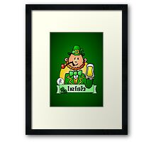 St. Patricks Day Framed Print