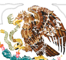 Guatemala Surname Mexican Sticker