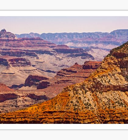 Grand Canyon - View from the South Rim Sticker