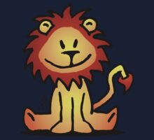 Cute little lion Kids Clothes
