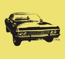 """Impala - """"Baby"""" Baby Tee"""