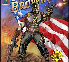 Captain Browning by corsetti