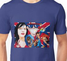 ENGLAND ROCKS AGAIN Unisex T-Shirt