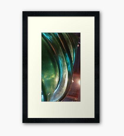 Tesla Coil  Framed Print