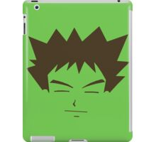 Brock iPad Case/Skin