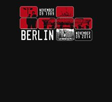 BERLIN WALL 25th Anniversary Unisex T-Shirt