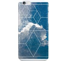 Nature and Geometry - The Clouds iPhone Case/Skin
