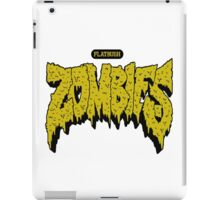 Flatbush Zombies Logo iPad Case/Skin