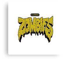 Flatbush Zombies Logo Canvas Print