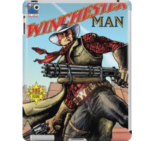 Winchester Man iPad Case/Skin