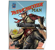Winchester Man Poster