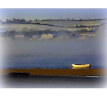 Instow in Mist Photographic Print