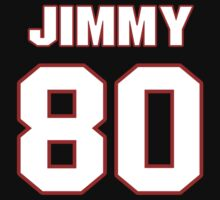 NFL Player Jimmy Graham eighty 80 by imsport
