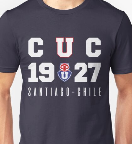 Universidad de Chile Unisex T-Shirt