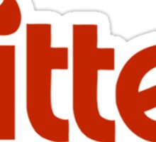 Bitter! Sticker